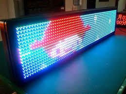 LED ma trix