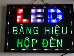 bảng hiệu LED vẫy